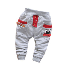 High Quality Cartoon Character Boy Pants