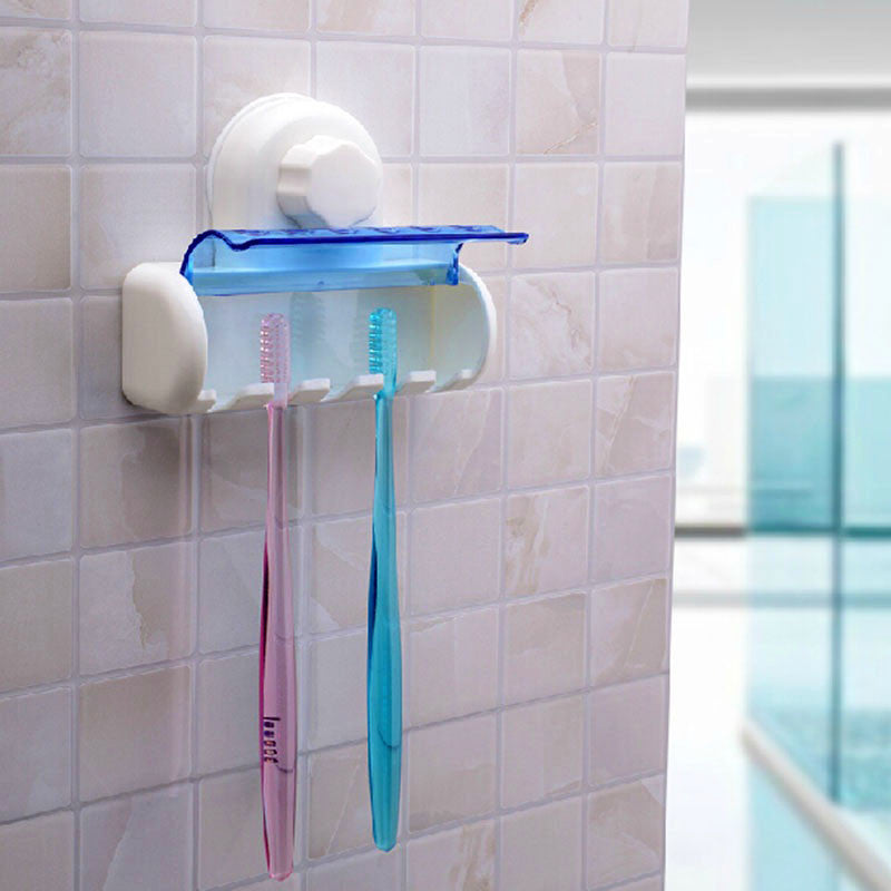Wall Mount Toothbrush SpinBrush Rack Stand Holder