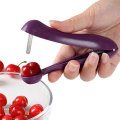 1 Piece Hot Nordic Cherries Creative Kitchen Gadgets Tools Pitter Cherry Seed Tools