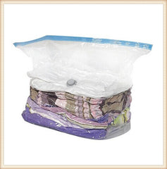 VacuumTransparent Border Extra Large Compressed Organizer
