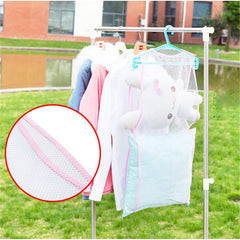 Cushion Toys Drying Hanger Mesh Bags