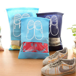 High Quality Waterproof Non-woven Shoes Cloth Storage Bag