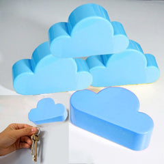 High Quality Cloud Shape Magnetic Key Holder