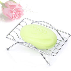1 Piece Fashion Brief Stainless Steel Soap Holder