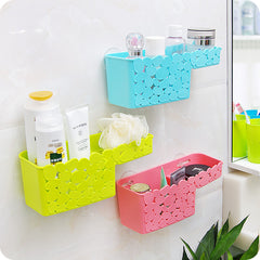 Cobblestone Kitchen Bathroom Basket Drain Shelf