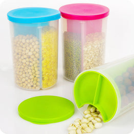 Large Plastic Food Preservation Container Box with Lids