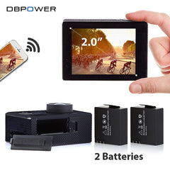 DBPOWER EX5000 Wifi Action Sport Camera