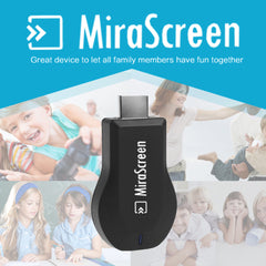 Mini PC Android MiraScreen TV Stick Dongle Chromecast WiFi Display Receiver