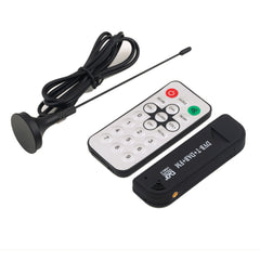 Super Digital RTL2832U + R820T TV Tuner Receiver with Antenna