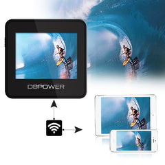 DBPOWER L1040 4K Wifi Action Camera