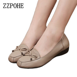 Fashionable Spring and Autumn Design Flat Shoes