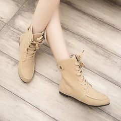 High Quality Snow Fashion Martin Cotton Women's Boots