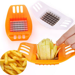 High quality Stainless Steel Potatoes Cutter Cut into Strips, Fries Tools Kitchen Gadgets