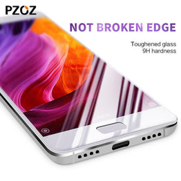 Pzoz Tempered Cover Prime Screen Protector for Xiomi Mi5