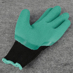 Protective Gloves Flowers Can Be Digging Labor Insurance Gloves