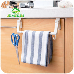 JiangChaobo ABS Kitchen towel, Tissue Holder Hanging Bathroom Toilet Roll Paper Holder