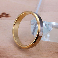 Silver plated fashion jewelry Ring, Forever Love Ring-For Women