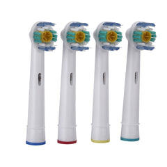 Oral Hygiene EB-18A Rotary B Electric Toothbrush Heads Replacement 4pcs/set