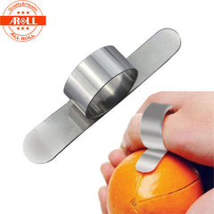 Stainless Steel Metal Orange Peeler Easy Open Citrus Fruit Vegetable Tools Kitchen Gadget