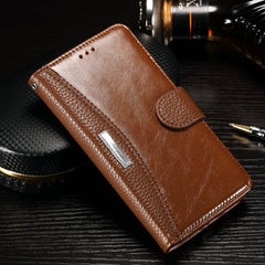 IDOOLS Leather Wallet Flip Cover for Xiaomi Redmi Note 4 Pro/Note 4X Prime