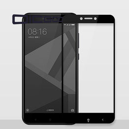 Oicgoo 9H 2.5D Tempered Glass Screen Protector for Xiaomi Redmi 4X