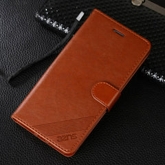 AZNS PU Leather Flip Stand Cover Case for Xiaomi Redmi Note 4/ Note 4 Pro
