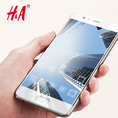 H&A 9H Tempered Glass Screen Protector for Huawei P10/P10 Lite/P10 Plus
