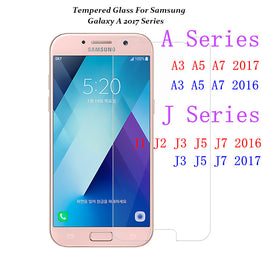 Tempered Glass Prime Screen Protector for Samsung Galaxy A and J Series