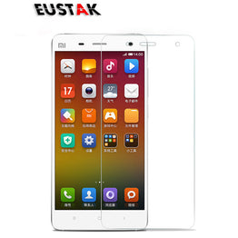 Eustak 2.5D 9H Tempered Glass Explosion-Proof Screen Protector for Xiaomi M4/Mi4