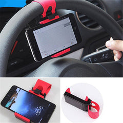 KRY Car-Styling Car steering-wheel Mount Phone Holder Stand