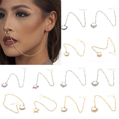 Summer Style Arrival Crystal Nose Rings and Studs