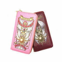 Cosplay Anime Card Captor Sakura Fashion Women Wallets