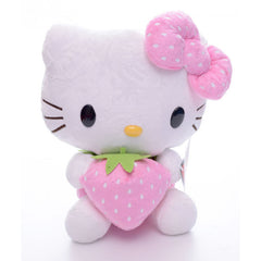 Hello Kitty Strawberry Hug Plush Toy Doll