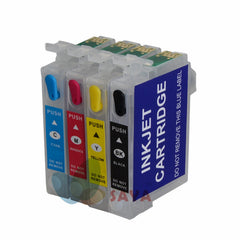 92N T0921 Empty Refill Ink cartridge For EPSON Stylus T27 pinters with ARC CHIP