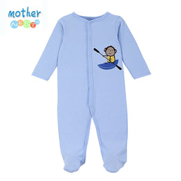 Cute Baby Boys/Girls Clothes Infant Summer Jumpsuits Footed Coverall