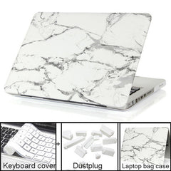 Apple Macbook Air Pro Retina 11 12 13 15 Marble Texture laptop bag case