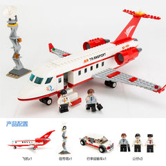 Airplane Building Blocks Sets DIY 334 pcs