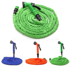 Expanding Flexible Garden Water Guns Water Hose With Nozzle EE support 100FT