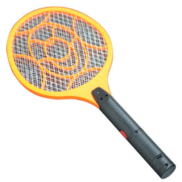 Electric 3 Layers Dry Cell Net / Hand Racket Mosquito Killer