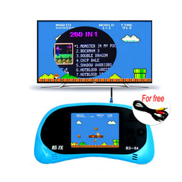Video Game Console 8 Bit 2.5 inch Handheld Game Player