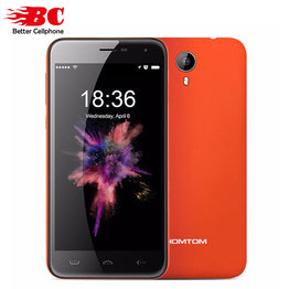 HOMTOM HT3 Quad Core 1.3GHz  5.0'' Android 5.1 RAM 1GB 8GB 3000mAh