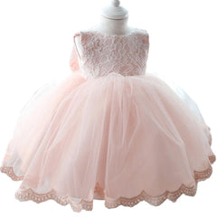 6 Colors princess Baby Girls Dress