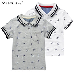 Kids Sports Polo Shirts