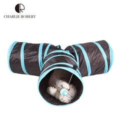 Cats Tunnel Toy for Home or Indoor Training