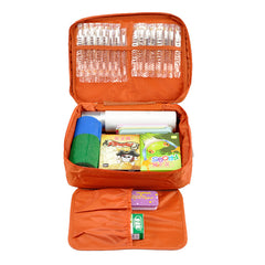 Emergency Survival Travel First Aid Bag