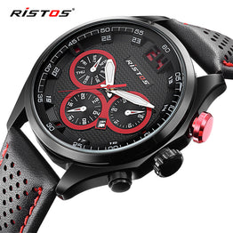 RISTOS High-quality Outdoor Sports Quartz Branded Watch for Woman