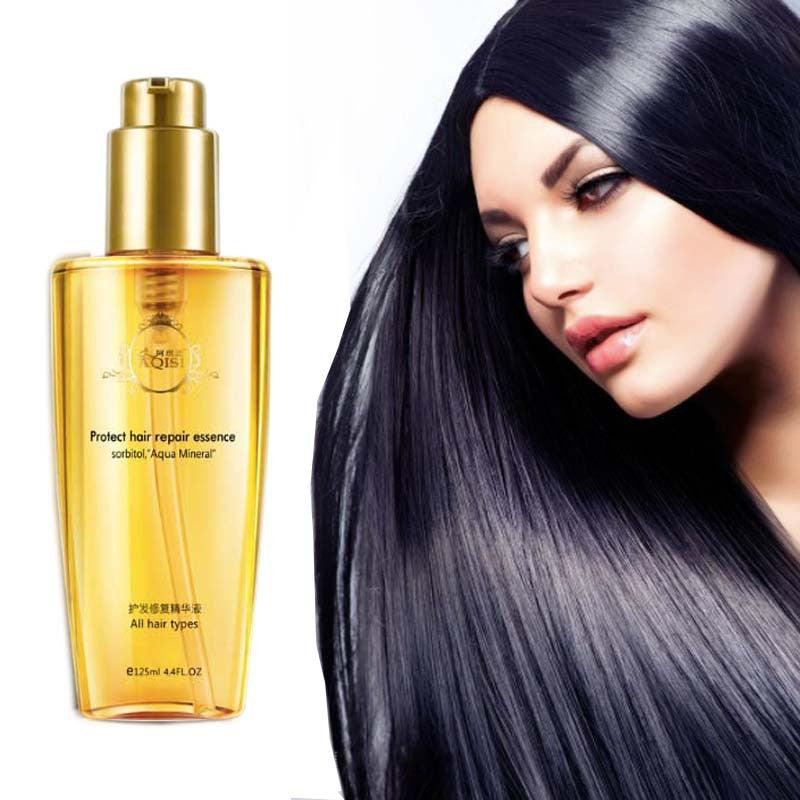 Argan Oil 120ML bottle keratin hair treatment for hair scalp treatments