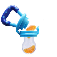 Baby Teether Nipple Fruit Food BPA 1 Piece Free Safety Newborn Teethers Shape