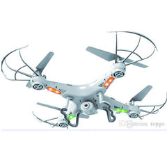 RC Gyro Quadcopter Drone X5C 0.3M with Camera 360-Eversion 2.4G