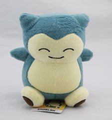 Pokemon: Cute Snorlax Stuffed Pillow Doll